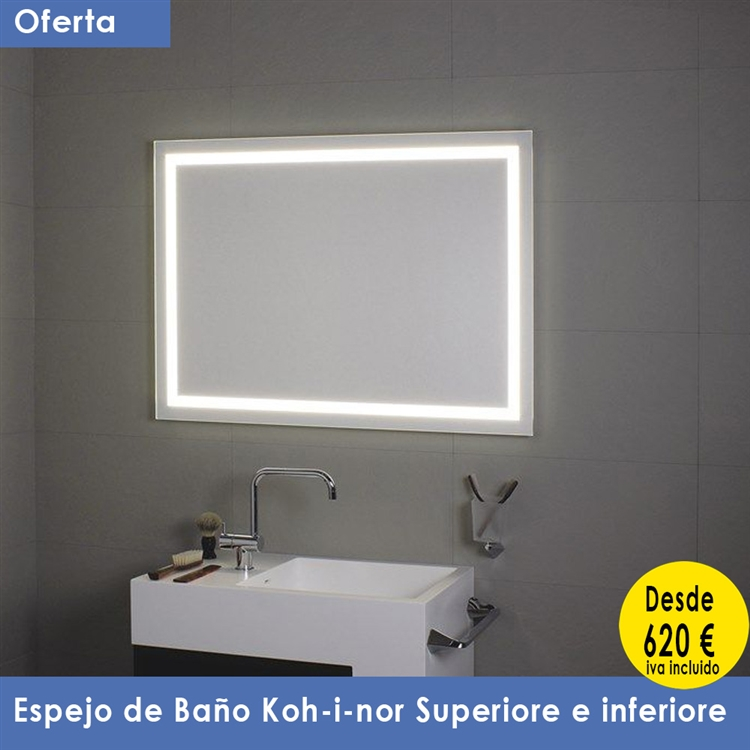 Koh-i-Noor Superiore e inferiore